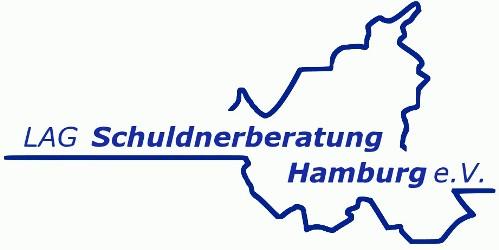 Logo der LAG Schuldnerberatung Hamburg e.V.
